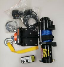 3500# UTV Winch Kit with corded and wireless remote