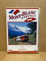 Dvd Mont blanc express  La Régordane