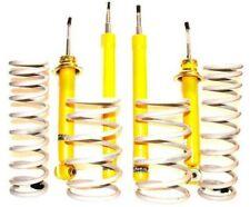 Sportfahrwerk mit KAW -Federn passend für BMW 5er E28 bis ca 65/40mm tiefer