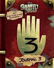 Gravity Falls: Journal 3 von Alex Hirsch und Rob Renzetti (2016, Gebundene Ausgabe)