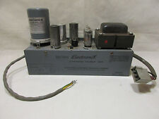 1961 Vintage Honeywell Brown Electronik Continuous Balance Unit 356358-3, Nice!