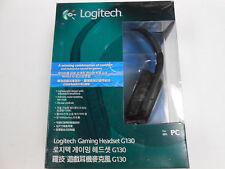 Logitech G130 Gaming Headset # 981-0000531