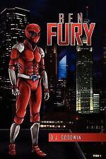 Ben Fury by Q. J. Goodwin (2011, Paperback)