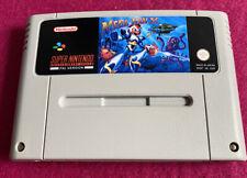 Mega Man X Super Nintendo SNES Spiel Spiele Sammlung