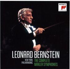 New York Philharmonic - Mahler: Symphonies [New CD] Holland - Import