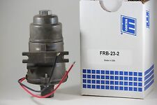 FRB23-2 Walbro Marine Industrial Fuel Pump 24 vdc 43 GPH for gasoline, diesel.