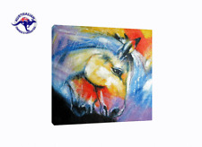 'Horse Other Side' African Art Home Decor - CLEARANCE SALE - $ 1 Auction Bargain