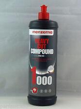 MENZERNA HEAVY CUT 1000 FORMERLY PG1000 POLISH QUART POWER GLOSS 1000