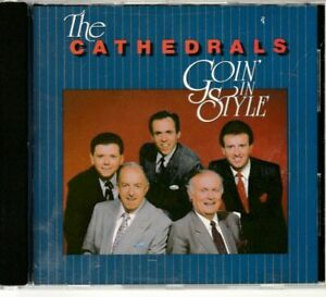 The Cathedrals Goin' In Style - lp - brand new