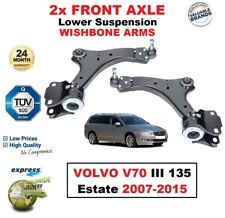 2 X Vorderachse Links+Rechts Untere Querlenker für Volvo V70 III 135 Kombi