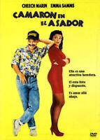 CAMARON EN EL ASADOR (DVD, 2003, Spanish Version) BRAND NEW! FACTORY SEALED!