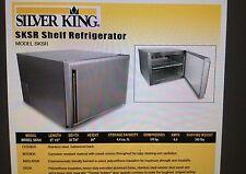 Silver King Commercial Refrigerator Model Sksr