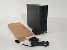 Lenovo ThinkCentre P300 SFF i7-4790 3.60GHz / 8GB RAM / 1TB HDD / DVD-RW / Win10