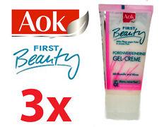 AOK Unisex Gesichtspflege-Produkte für alle Hauttypen