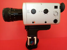 Vintage design  / Barun NIZO 148 XL. Super 8 Movie Camera & Case.