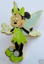 Disney Minnie Mouse Princess Series Tinker Bell Pin *