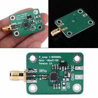 1-8000Mhz Ad8318 Rf Detector Logaritmico 70Db Rssi Medición Módulo De Table J1Y3