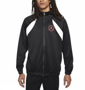 Jordan Sport DNA HBR Track Jacket Black White (CV2689-010) Men's 2XL NWT New ⭐️