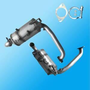 EU4 DPF Dieselpartikelfilter VOLVO V50 1.6D 80KW 109PS D4164T 2005/01-2010/04