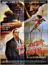 affiche  LES AILES DU DESIR   WENDERS -  Géante 240 x 320 cm (4 Feuilles)
