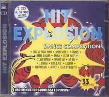 Hit Explosion - SIMONE JAY AMIRA SCOOTER LAGUNA EIVISSA - 2 CD 1997 NEAR MINT
