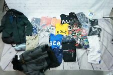 Lot of 30 Assorted New w/Tags Men's Xl Sized Clothing Items -Bbr1298