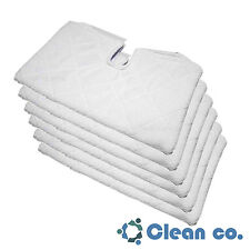 6 Clean Co. Steam Mop Pads for Shark Steam Pocket Mop Microfiber Pad Replacement