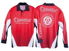 Quantum Tournament FISHING SHIRT Size M Sublimated Shirt Medium  Brand New