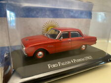 Ford Falcon (1962) - 1/43 Salvat Autos Inovidables de Argentina