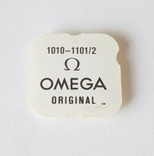Omega 1010 # 1101/02 Crown Wheel & Core Genuine New Factory Sealed Swiss