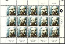 ISRAEL 1984 Stamp Sheet DAVID WOLLFSOHN - PEOPLE IN HISTORY MNH XF READ