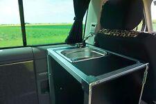 VW Bus T4,T5,T6 Premium Camper Küche - Küchenblock - Campingküche - NEU