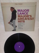 "MAJOR LANCE""-""MAJOR'S GREATEST HITS"" - OKEH RECORDS - STEREO- OKS-14110"