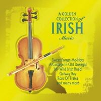 Various Artists - Golden Collection of Irish Music - CD Album - New Sealed