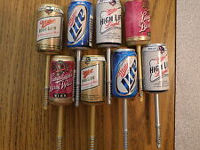 "8 Beer can bobbers  ""last 2 sets"""