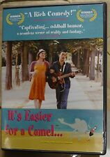 It's Easier for a Camel DVD NEW OOP New Yorker Video - French w/Subtitles