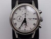Tissot Carson Automatic Uhr T0854271601300 mit Box und Papieren - sehr gut -