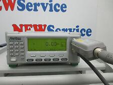 Anritsu ML2437A Power Meter per sensori serie MA