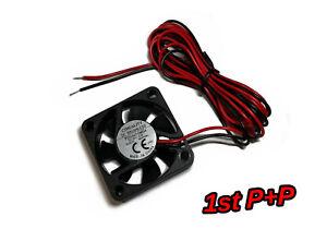 Official Creality 3D Ender 3 Hot End Cooling Fan DC24V 40*10*10mm