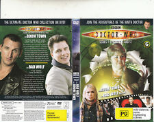 Doctor Who-Ninth Doctor-2005-TV Series UK-[Series 1 Episodes 11 & 12]-DVD