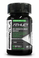 New - Athlet Myo-Leptin CLA 30 Softgels - WEIGHT FAT LOSS  DIET ENZYME ACTIVITY
