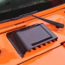 ABS Plastica per 98-18 Jeep Wrangler Tj JK Cofano Sfiato Presa D'Aria Universale