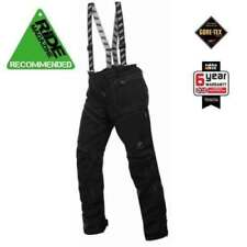 Pantalones para motoristas para hombre Rukka color principal negro