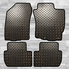 MITSUBISHI OUTLANDER 2007-2013 TAILORED 3MM RUBBER HEAVY DUTY CAR FLOOR MATS