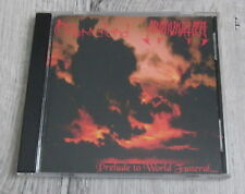 MORNALAND / ABOMINATOR - Split CD   Prelude To World Funeral...1997