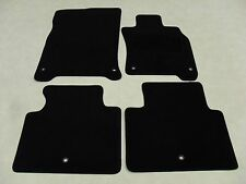 Infiniti Q70 2017-onwards. Fully Tailored Deluxe Car Mats in Black.