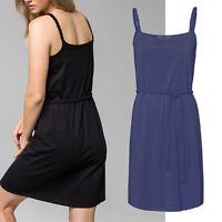 genial Marken Kleid Gr.36/38 S/M Sommerkleid Jersey Shirtkleid BLAU Zöpfe