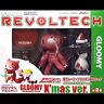 GLOOMY BEAR Action Figure Xmas Christmas Version Revoltech Limited Japan