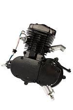 Brand New 66cc 80cc 2-Stroke Gas Engine Motor For Bicycle Black I En05-Basic