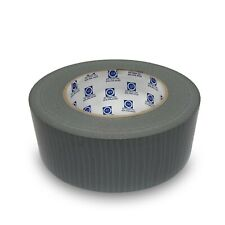 Silver Duct Tape 2x50m 1 Case 24 Rolls 375 Roll Free Shipping